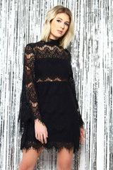MINKPINK Drama Queen Lace Dress