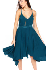 BB Dakota Gordana Halter Dress