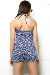 BB Dakota Tidus Tribal Romper