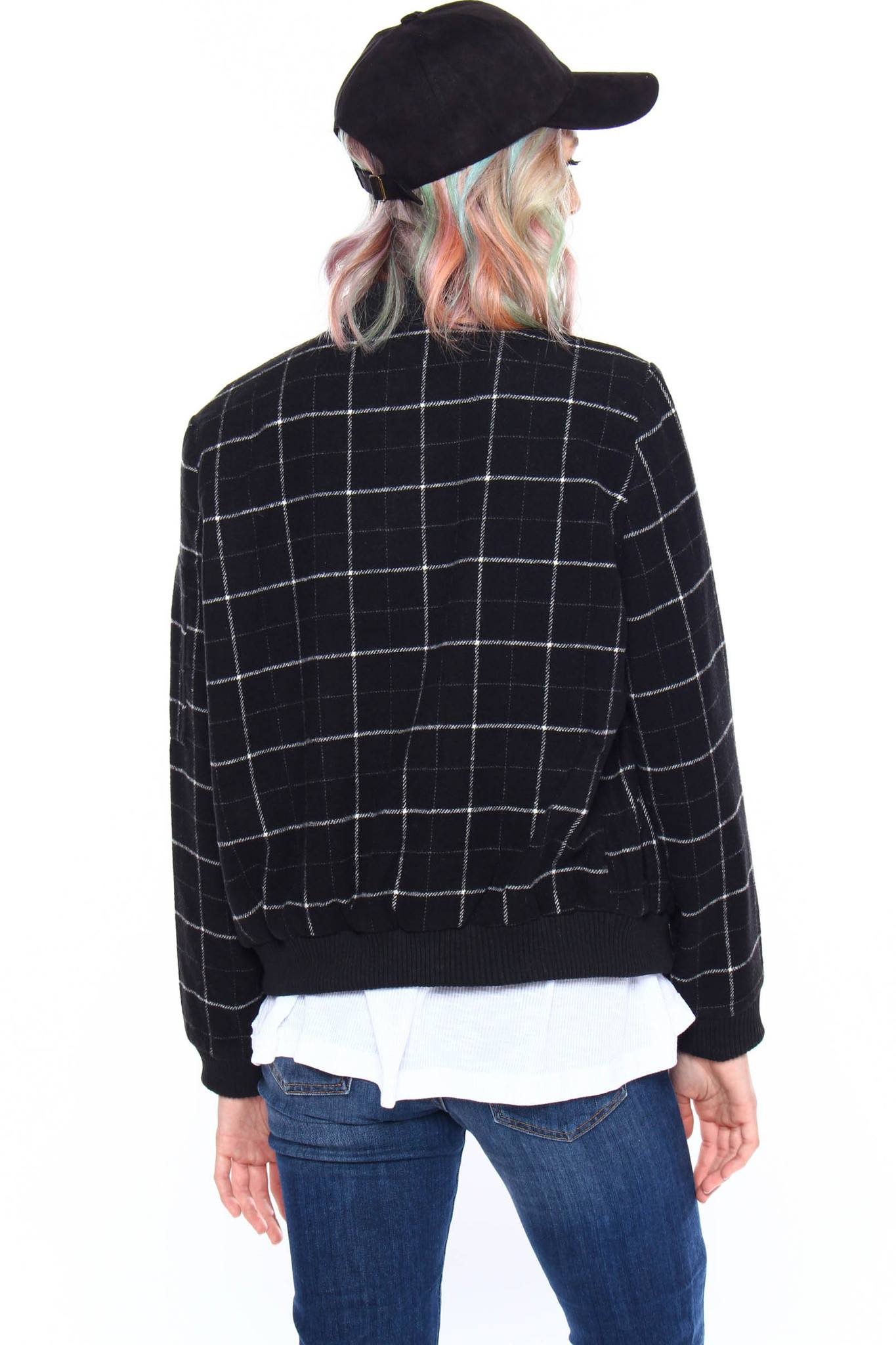 BB Dakota Vick Bomber Jacket