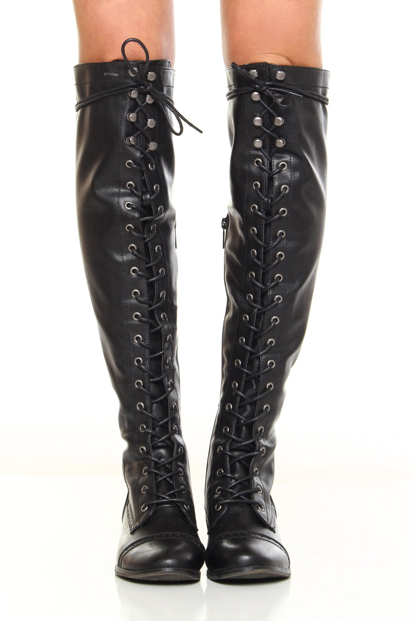 Glory Lace-Up Boot