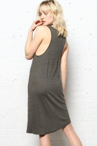 Project Social T Quiet Forest Tank Dress