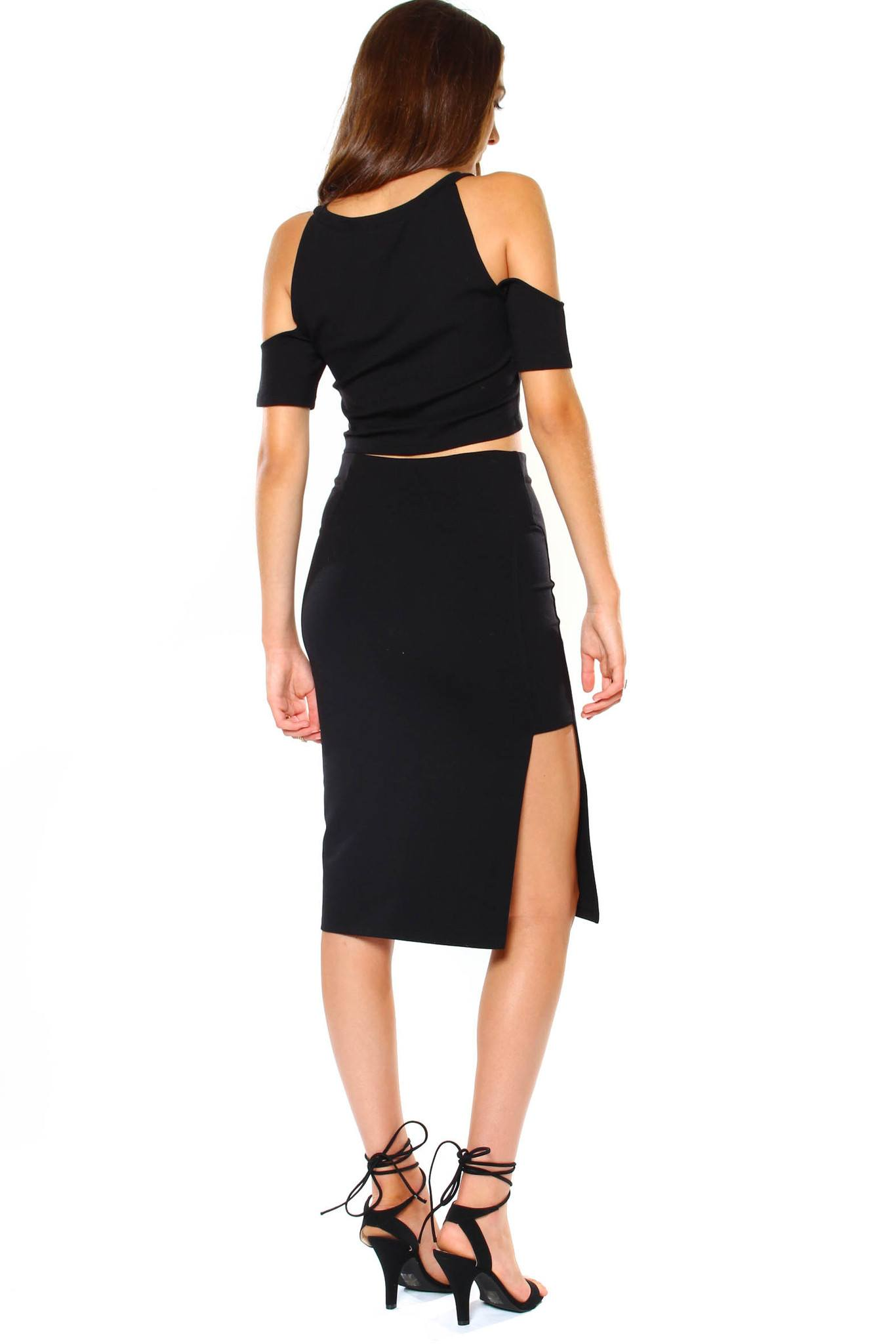 MINKPINK Moon Child Midi Skirt