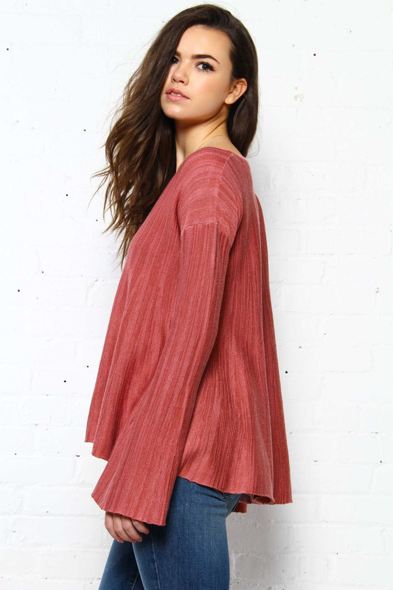 Free People Sundae Pullover