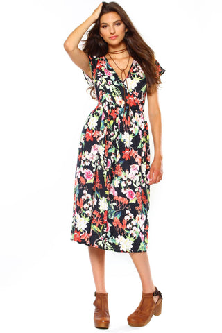 Somedays Lovin' Eden Wrap Dress