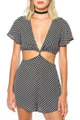 Make The Cut Playsuit