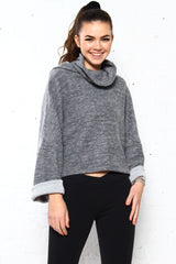 Free People Fleece Nova Top