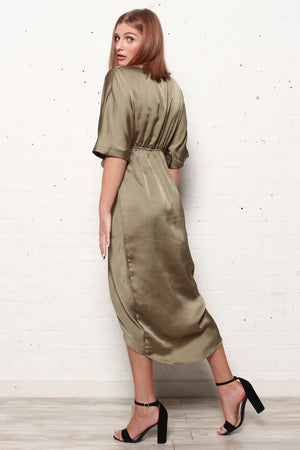 Six Crisp Days Villach Twist Dress