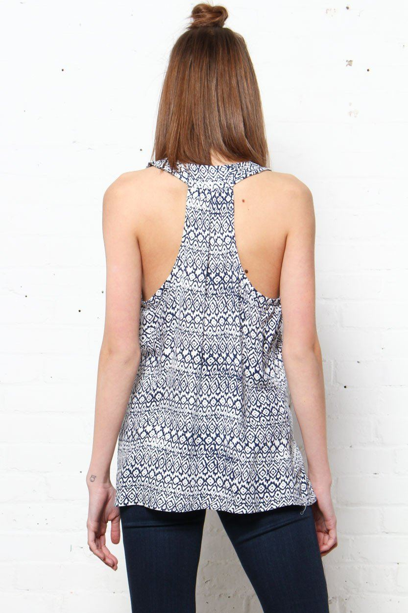 BB Dakota Palmetto Racerback Tank