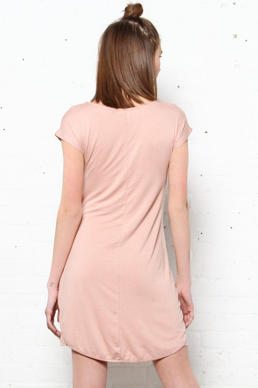Take The Wrap Bodycon Dress