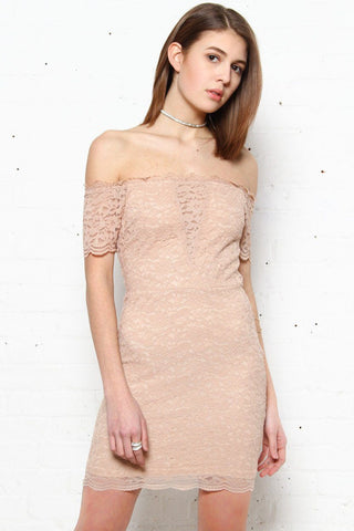 First Blush Bodycon
