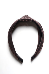 Metallic Twist Headband