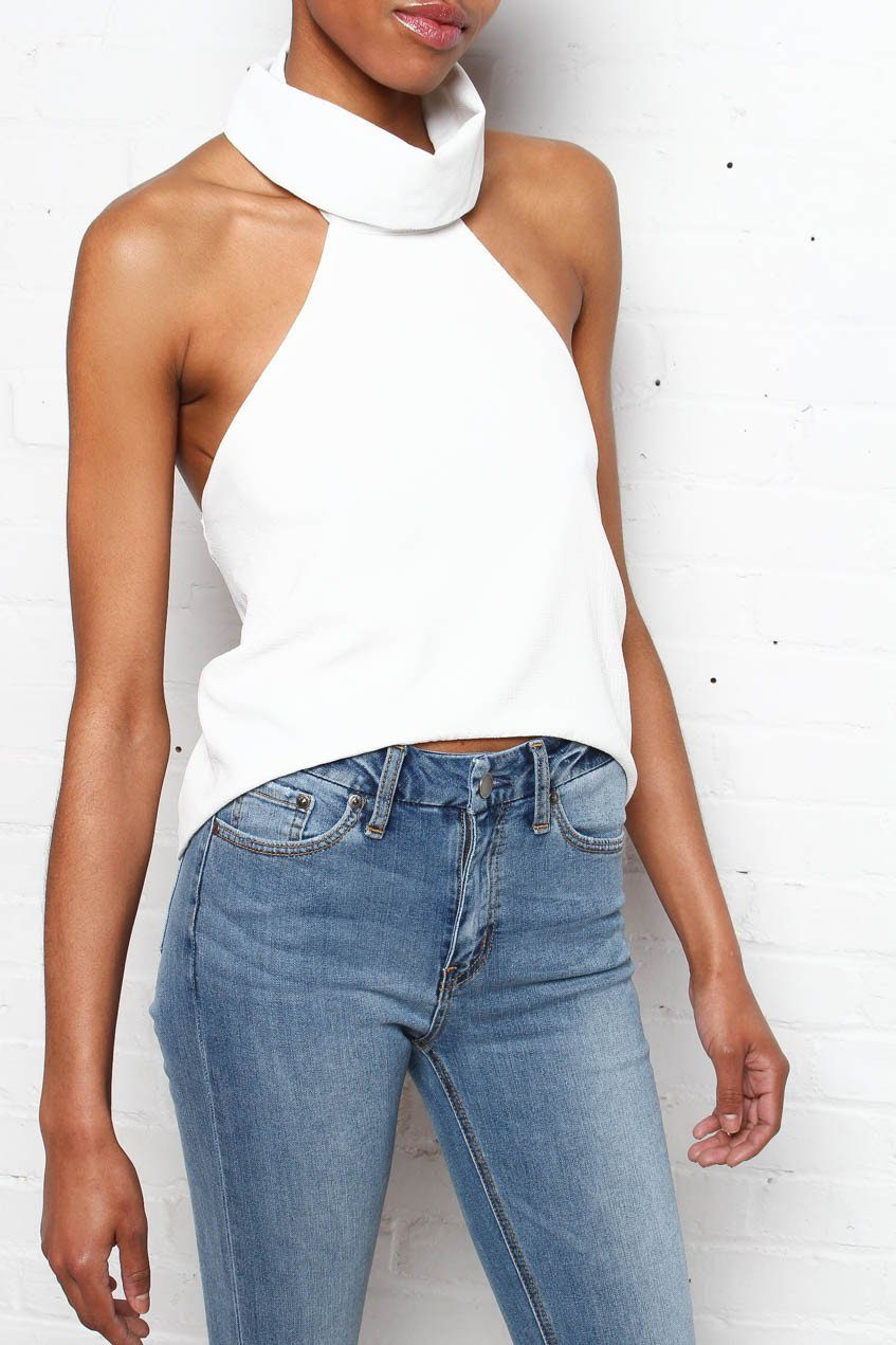 Reverse Almost Famous Top