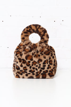 Fur The Win Handbag