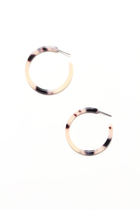 The Essential Acrylic Hoops