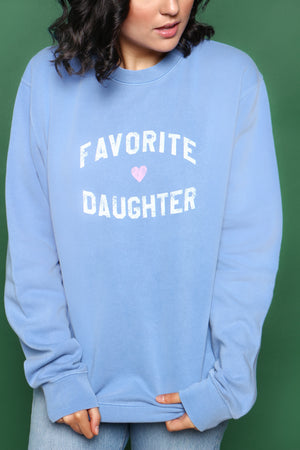 Sub_Urban Riot Favorite Daughter Sweatshirt