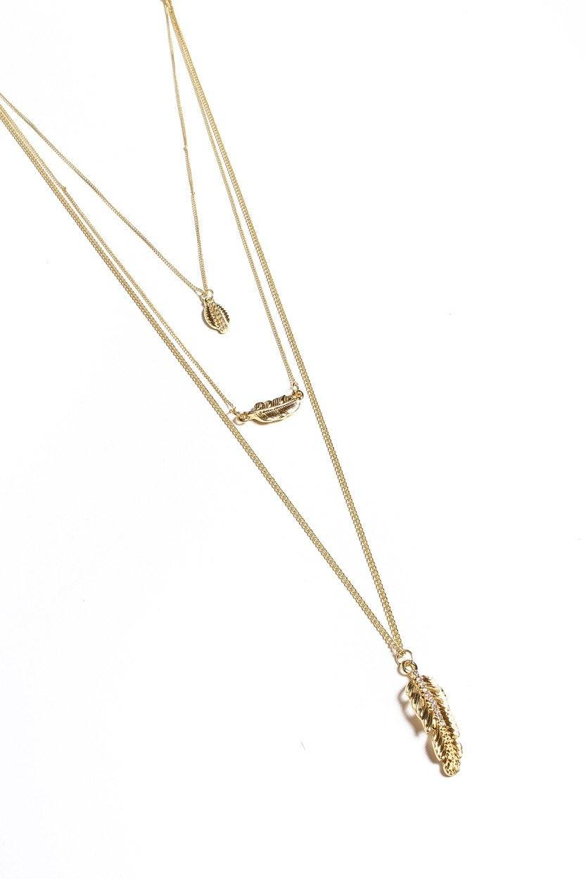 Leila Layered Necklace