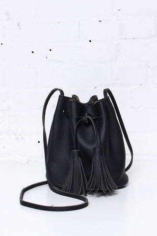 Bucket List Bag - Black