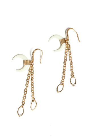 Double Draw Earring