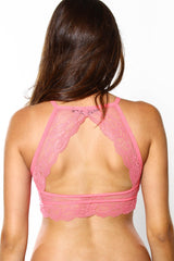 Evelyn Open Back Bralette