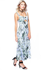 Stay Palm Cutout Jumpsuit