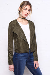 BB Dakota Allerton Suede Jacket