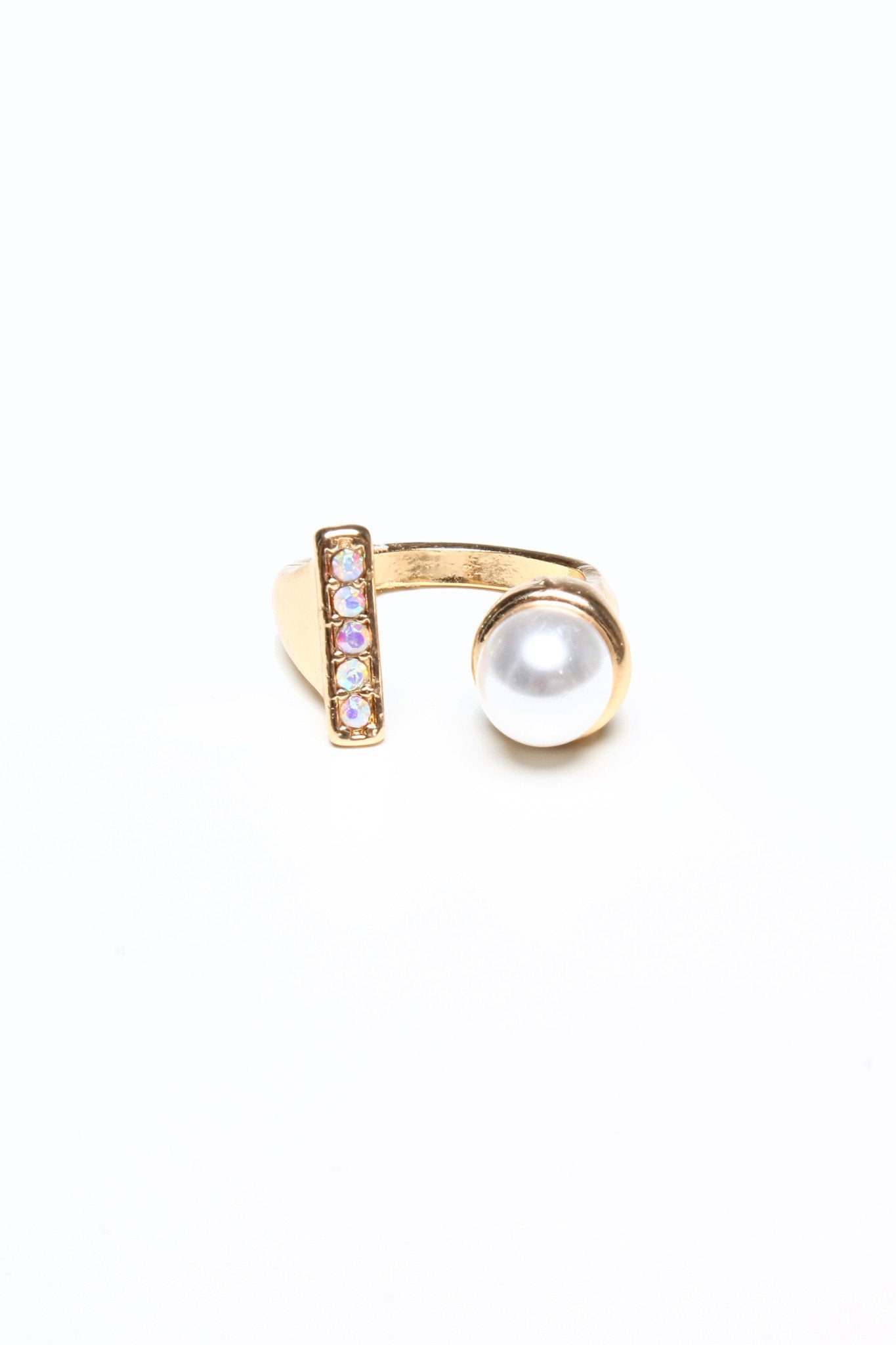 Oyster Bar Pearl Ring