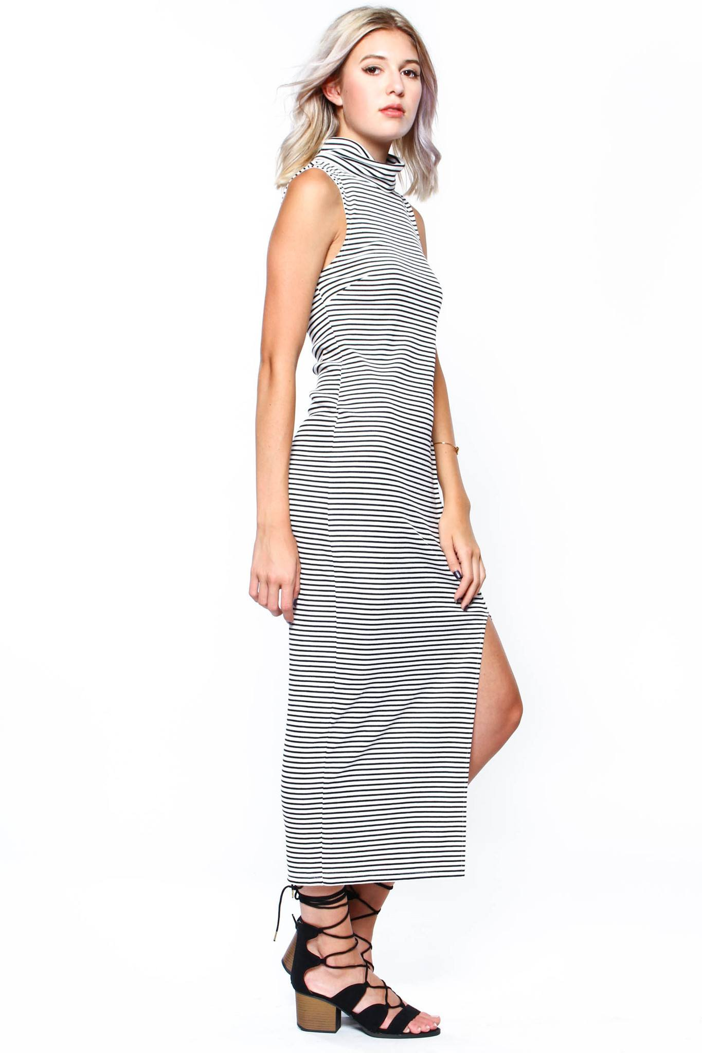 MINKPINK Remember Me Midi Dress