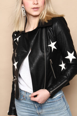 A Star Is Born Moto Jacket