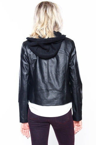 BB Dakota Eric Hooded Jacket