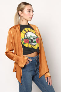 Gentle Fawn Jenny Draped Jacket