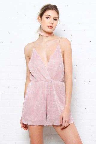 Motel Hiley Playsuit