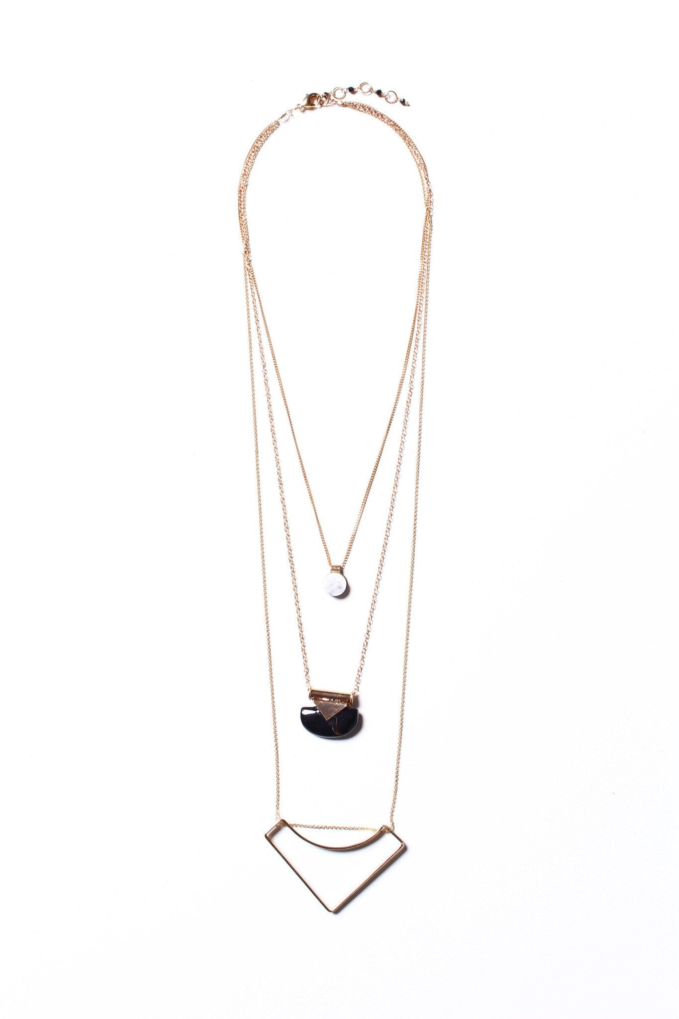 Stasi Layered Necklace