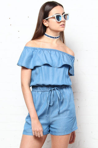 Colt Off The Shoulder Romper
