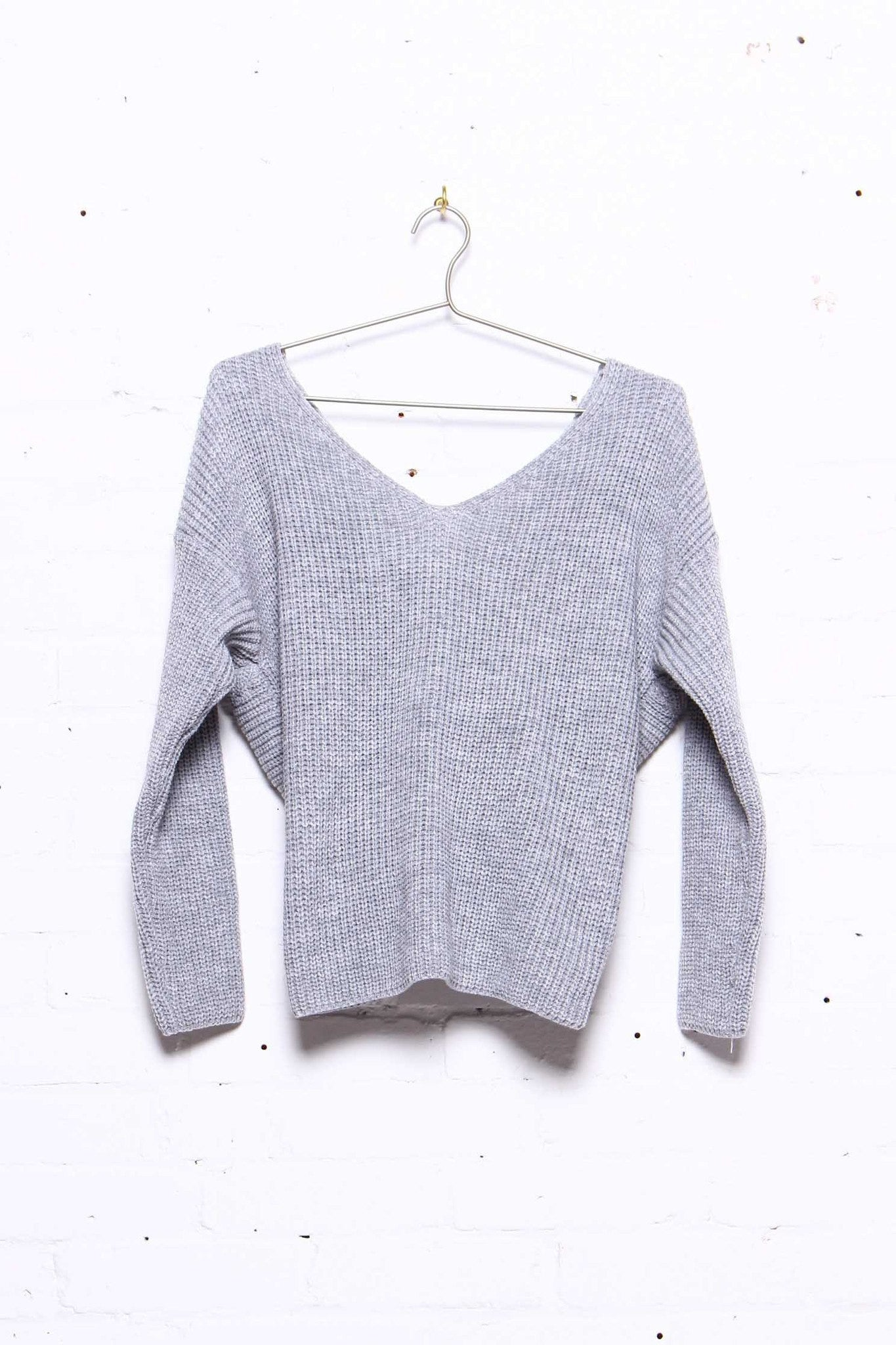 Twist Of Fate Knit