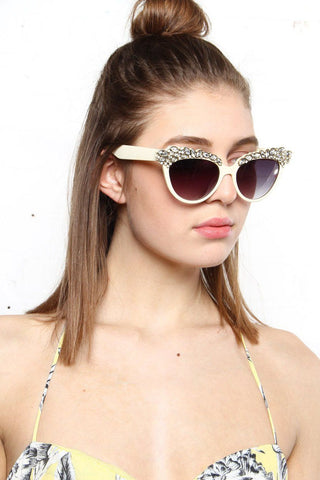 Princess Mano Shades - Cream