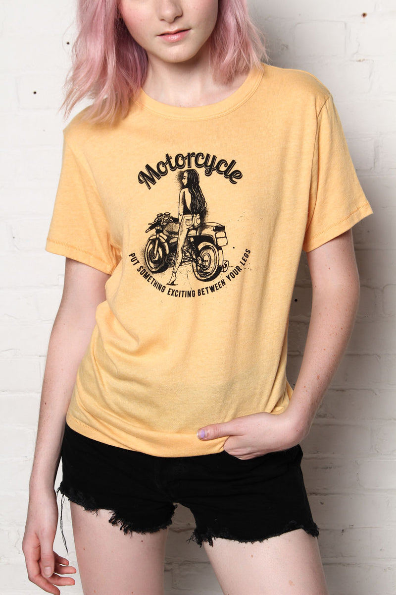 Not Another Label Motorcycle Tee