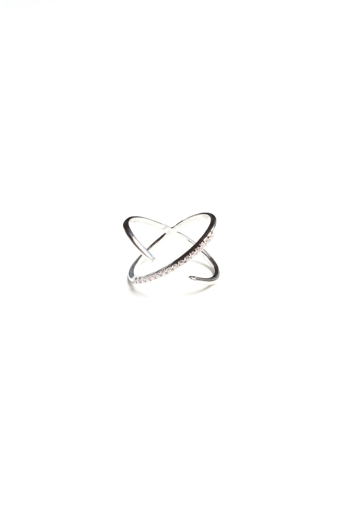 Orbits Ring - Silver