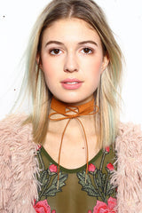 Straight Laced Choker