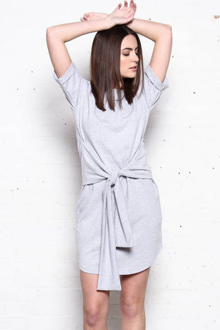 MINKPINK Tie Front Dress