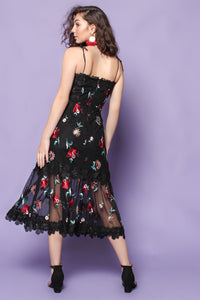 BB Dakota Let's Dance Midi Dress