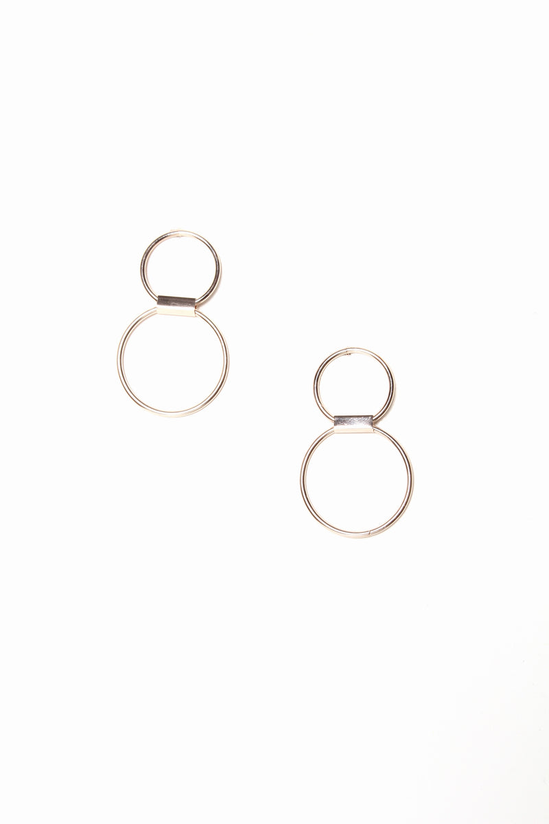 Mini Hinge Hoops