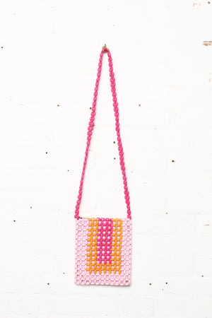 Fresh Picked Beaded Bag