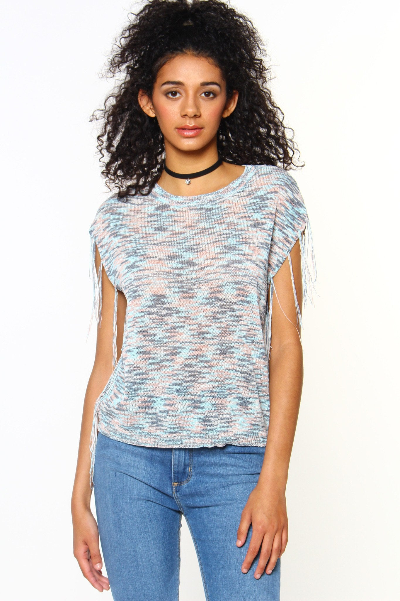 BB Dakota Paddington Fringe Top