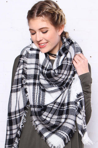Cover Story Blanket Scarf