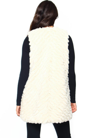 BB Dakota Alpha Fur Vest