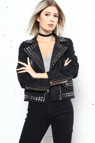 Got It Bad Moto Jacket