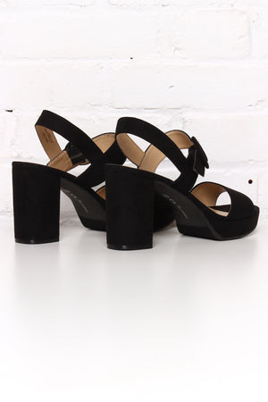 Chinese Laundry Genna Buckle Platforms