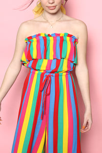 The Stripe Stuff Jumpsuit
