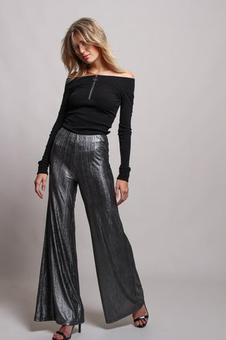 BB Dakota Leonardo Metallic Pant